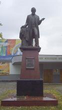 В.О. Ключевский. Памятник в Пензе