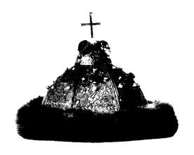 Шапка, приписываемая Владимиру Мономаху