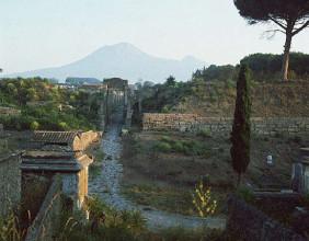 Руины Помпей