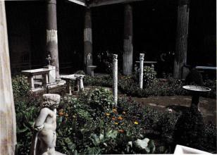 Сады в Помпеях